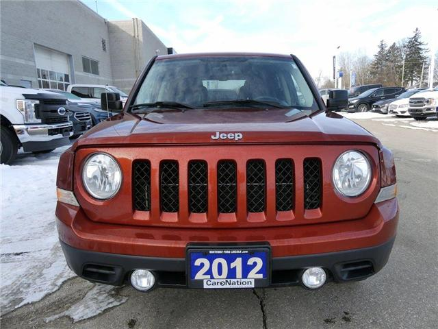 2012 Jeep Patriot Sport | KEYLESS ENTRY | HTD SEATS | REMOTE START | (Stk: EC89362A) in Brantford - Image 2 of 30