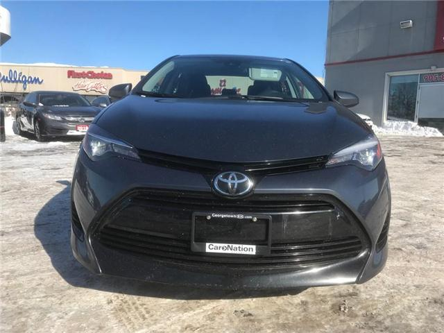 2017 Toyota Corolla LE | B/U CAM | HTD SEATS | USB/AUX IN | BLUETOOTH (Stk: DR504) in Georgetown - Image 2 of 24