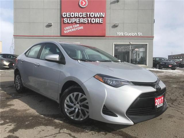 2017 Toyota Corolla LE | B/U CAM | HTD SEATS | USB/AUX IN | BLUETOOTH (Stk: DR508) in Georgetown - Image 2 of 24