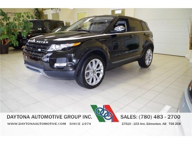 2015 Land Rover Range Rover Evoque  (Stk: 1740) in Edmonton - Image 1 of 23