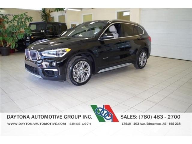 2016 BMW X1 xDrive28i (Stk: 1390-1) in Edmonton - Image 1 of 29