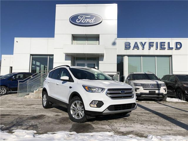 2019 Ford Escape SEL (Stk: ES19305) in Barrie - Image 1 of 25