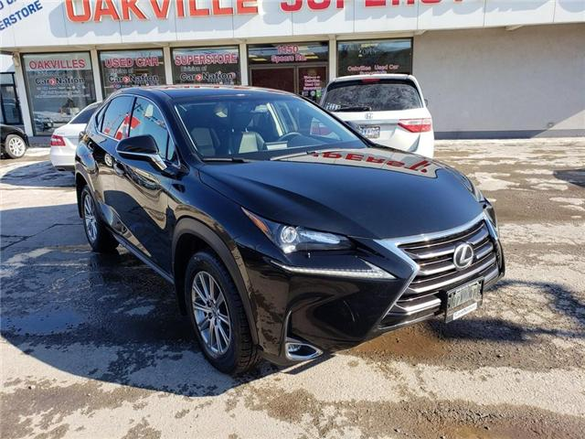 2015 Lexus NX 200t LEATHER | HEATED SEATS | BACKUP CAMERA | BLUETOOTH (Stk: P11892) in Oakville - Image 2 of 21