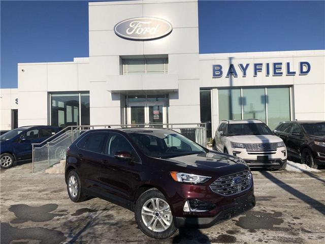 2019 Ford Edge SEL (Stk: ED19306) in Barrie - Image 1 of 27