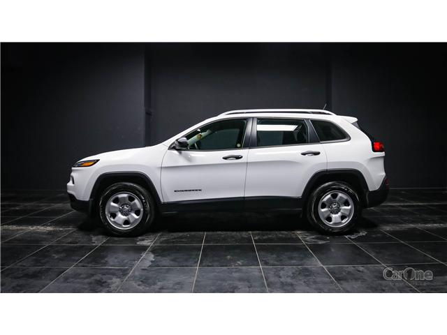 2017 Jeep Cherokee Sport (Stk: CJ19-88) in Kingston - Image 1 of 31