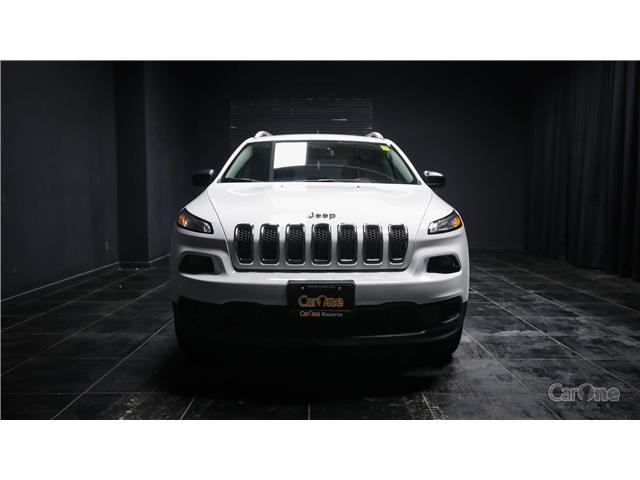 2017 Jeep Cherokee Sport (Stk: CJ19-88) in Kingston - Image 2 of 31