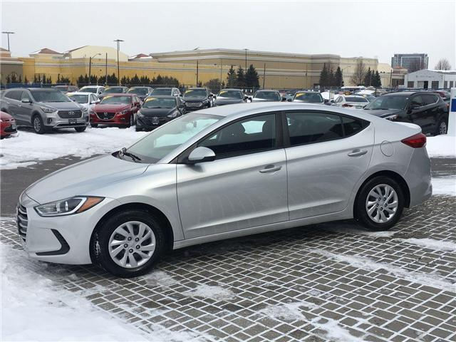 2018 Hyundai Elantra LE (Stk: H3544A) in Toronto - Image 5 of 28