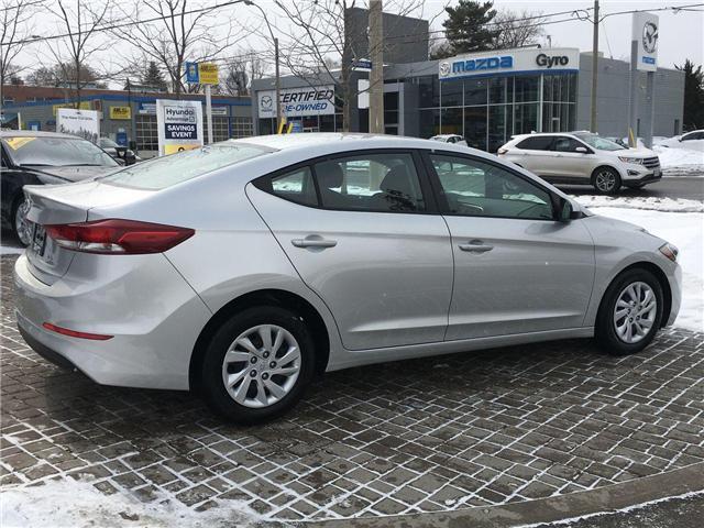 2018 Hyundai Elantra LE (Stk: H3544A) in Toronto - Image 11 of 28