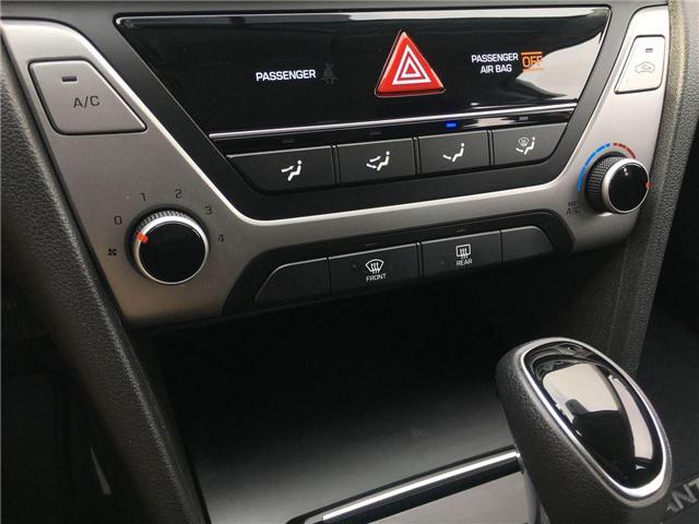2018 Hyundai Elantra LE (Stk: H3544A) in Toronto - Image 23 of 28