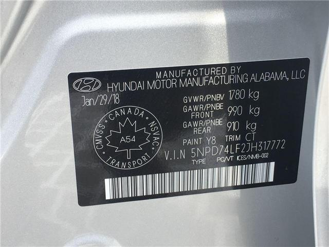 2018 Hyundai Elantra LE (Stk: H3544A) in Toronto - Image 28 of 28