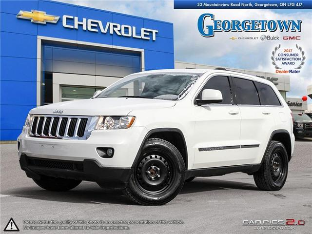 2011 Jeep Grand Cherokee Laredo 1J4RR4GG8BC553658 21762 in Georgetown