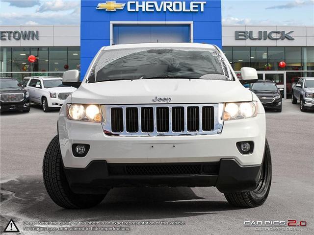 2011 Jeep Grand Cherokee Laredo (Stk: 21762) in Georgetown - Image 2 of 27