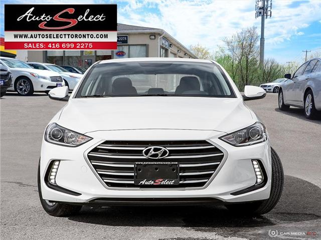 2018 Hyundai Elantra  (Stk: W1GL411) in Scarborough - Image 2 of 28