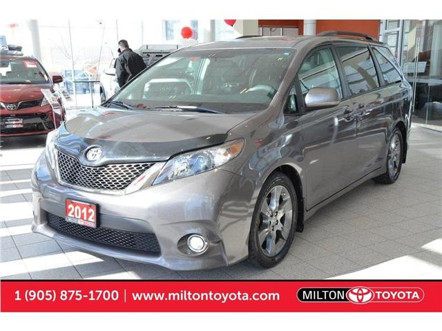 2012 Toyota Sienna  (Stk: 196696) in Milton - Image 1 of 39