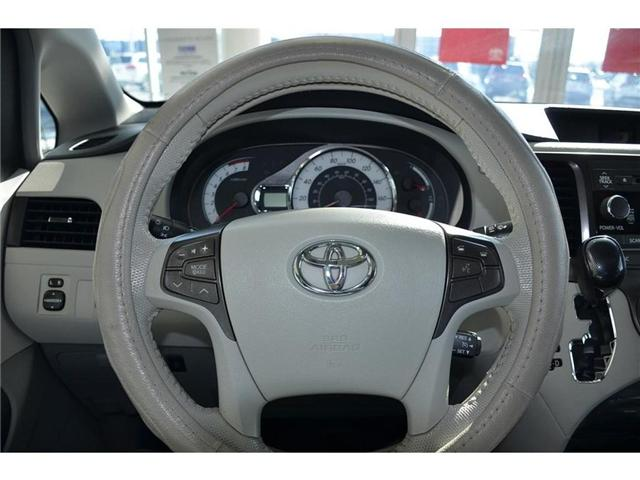 2012 Toyota Sienna  (Stk: 196696) in Milton - Image 19 of 39