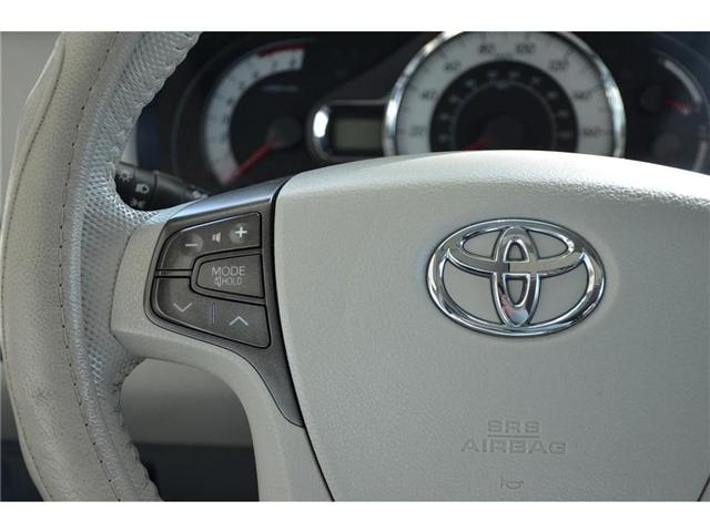 2012 Toyota Sienna  (Stk: 196696) in Milton - Image 20 of 39
