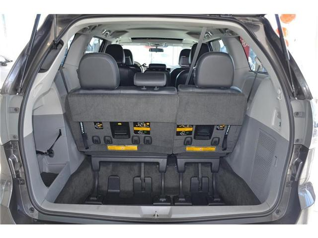 2012 Toyota Sienna  (Stk: 196696) in Milton - Image 25 of 39