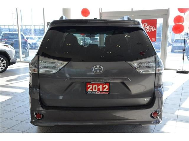 2012 Toyota Sienna  (Stk: 196696) in Milton - Image 34 of 39