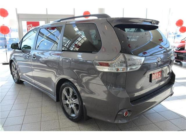 2012 Toyota Sienna  (Stk: 196696) in Milton - Image 35 of 39