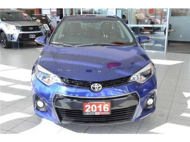 2016 Toyota Corolla  (Stk: 644121) in Milton - Image 2 of 38