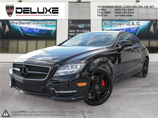 2013 Mercedes-Benz CLS-Class Base (Stk: D0535) in Concord - Image 1 of 25
