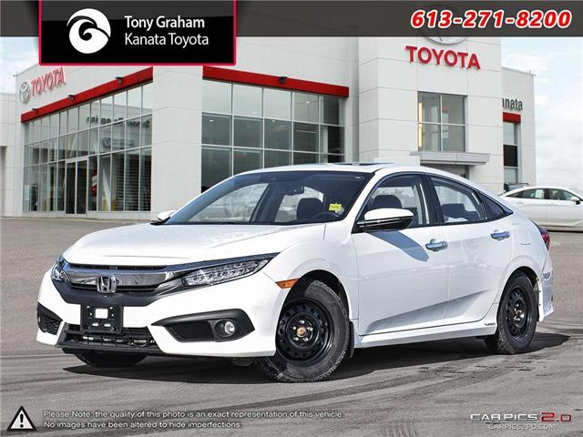 2018 Honda Civic Touring (Stk: K4160A) in Ottawa - Image 1 of 28