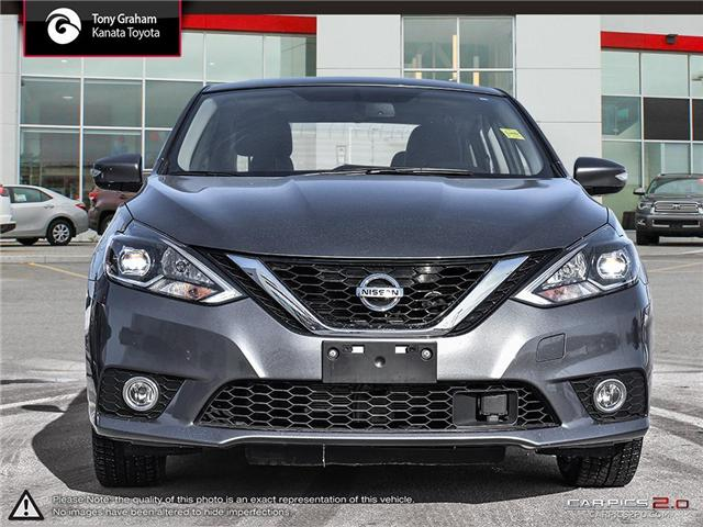 2017 Nissan Sentra 1.8 SL (Stk: 89228A) in Ottawa - Image 2 of 29
