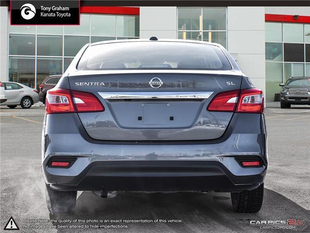 2017 Nissan Sentra 1.8 SL (Stk: 89228A) in Ottawa - Image 5 of 29