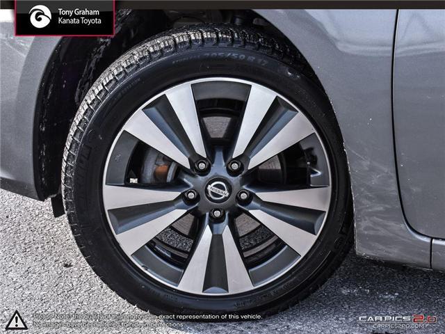 2017 Nissan Sentra 1.8 SL (Stk: 89228A) in Ottawa - Image 6 of 29