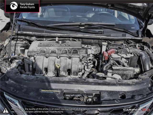 2017 Nissan Sentra 1.8 SL (Stk: 89228A) in Ottawa - Image 8 of 29