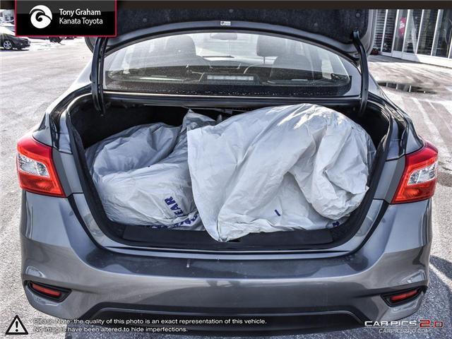 2017 Nissan Sentra 1.8 SL (Stk: 89228A) in Ottawa - Image 11 of 29