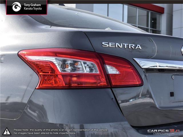 2017 Nissan Sentra 1.8 SL (Stk: 89228A) in Ottawa - Image 12 of 29