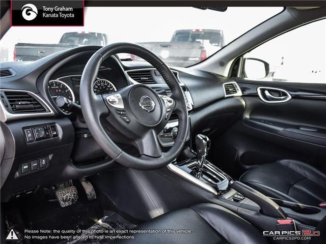 2017 Nissan Sentra 1.8 SL (Stk: 89228A) in Ottawa - Image 13 of 29