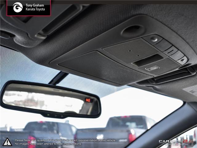 2017 Nissan Sentra 1.8 SL (Stk: 89228A) in Ottawa - Image 22 of 29