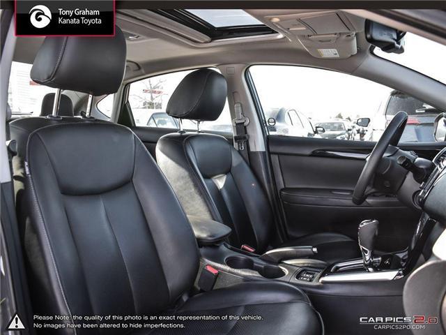 2017 Nissan Sentra 1.8 SL (Stk: 89228A) in Ottawa - Image 24 of 29