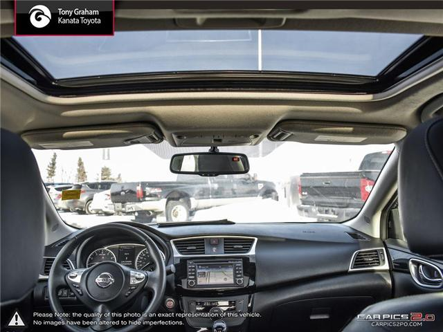 2017 Nissan Sentra 1.8 SL (Stk: 89228A) in Ottawa - Image 28 of 29