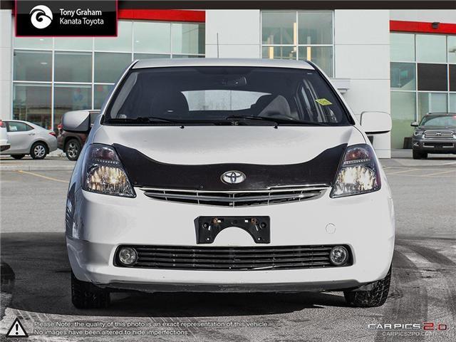 2008 Toyota Prius Base (Stk: 89198A) in Ottawa - Image 2 of 25