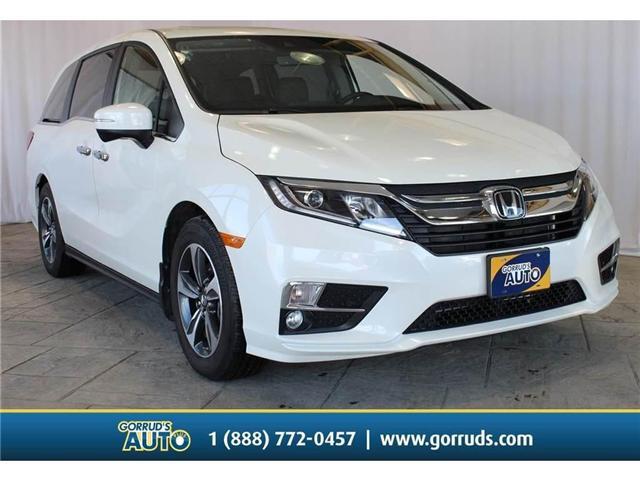 2018 Honda Odyssey EX-L 5FNRL6H62JB510511 510511 in Milton