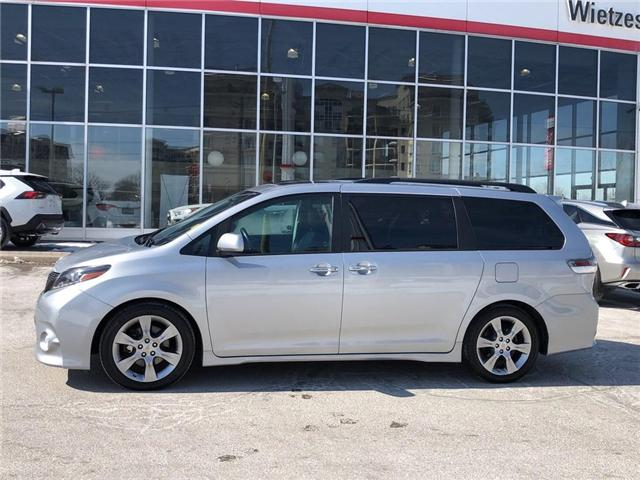 2015 Toyota Sienna SE (Stk: U2374) in Vaughan - Image 2 of 25