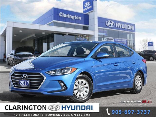 2017 Hyundai Elantra GL (Stk: 19093A) in Clarington - Image 1 of 27