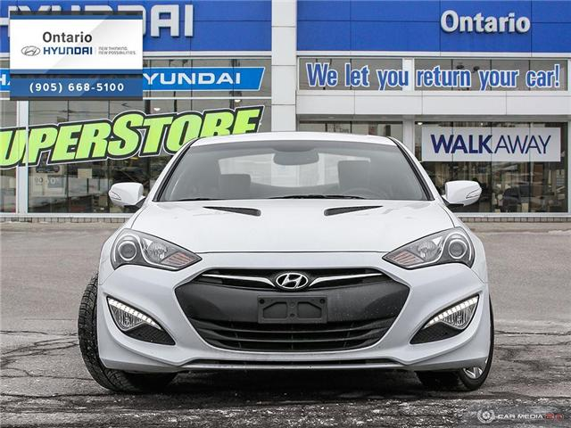2015 Hyundai Genesis Coupe 3.8 GT / Automatic (Stk: 27145K) in Whitby - Image 2 of 27