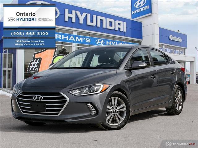 2017 Hyundai Elantra GL / NEW BRAKES (Stk: 89281K) in Whitby - Image 1 of 27