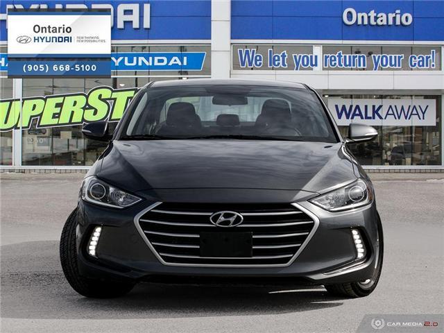2017 Hyundai Elantra GL / NEW BRAKES (Stk: 89281K) in Whitby - Image 2 of 27