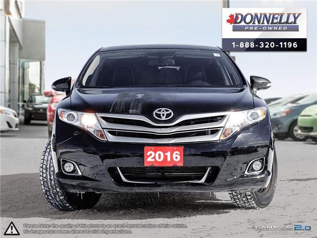 2016 Toyota Venza Base V6 (Stk: CLMUR944A) in Kanata - Image 2 of 27
