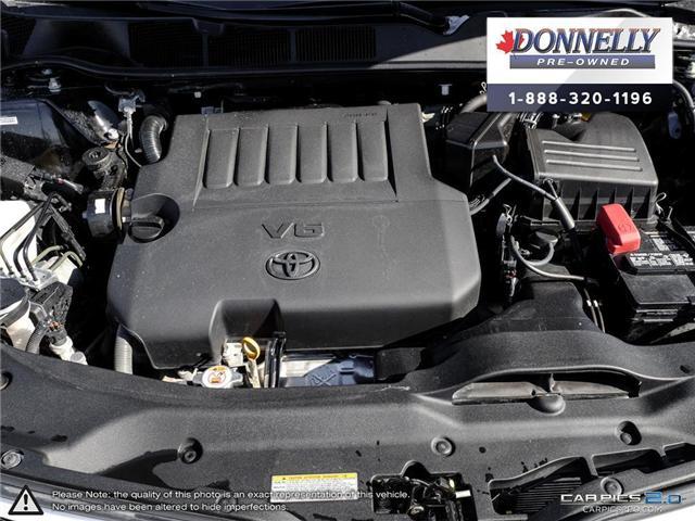 2016 Toyota Venza Base V6 (Stk: CLMUR944A) in Kanata - Image 8 of 27