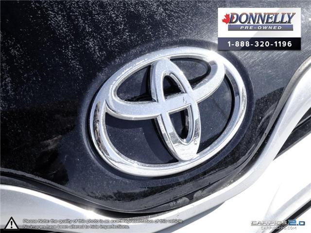 2016 Toyota Venza Base V6 (Stk: CLMUR944A) in Kanata - Image 9 of 27