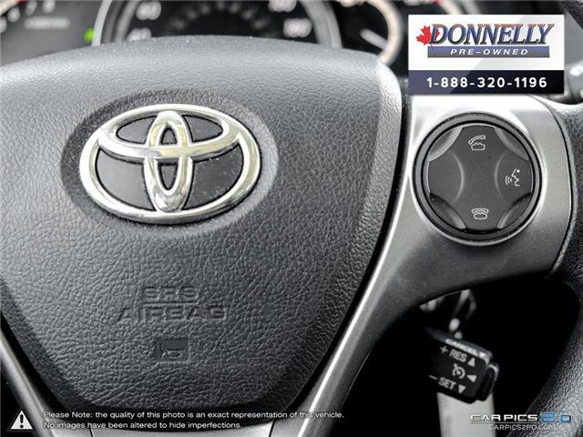2016 Toyota Venza Base V6 (Stk: CLMUR944A) in Kanata - Image 18 of 27