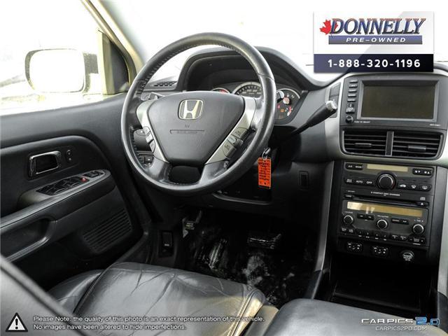 2006 Honda Pilot EX-L (Stk: PBWMUR914A) in Kanata - Image 24 of 27