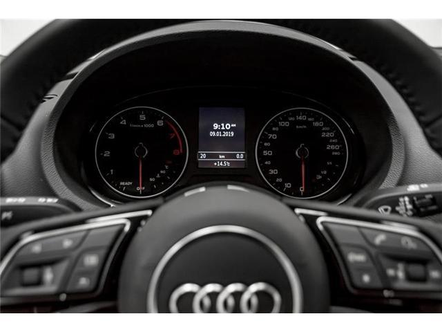 2019 Audi A3 40 Komfort (Stk: T16150) in Vaughan - Image 12 of 16