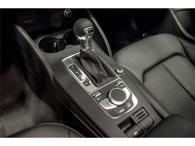 2019 Audi A3 40 Komfort (Stk: T16150) in Vaughan - Image 15 of 16